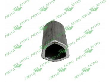 Труба профільна тригранник внутрішня   T200S04