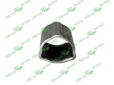 Труба профільна тригранник зовнішня   T200S03