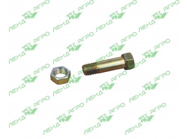 Болт M 20x62 + гайка   KK035060R
