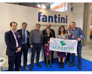 Співпраця з італійськими  партнерами