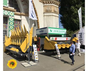 Компанія ''ЛЕНДАГРО'' взяла участь в XXX Міжнародній агропромисловій виставці ''АГРО-2018''