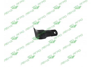 Ніж мульчувача боковий T40005142